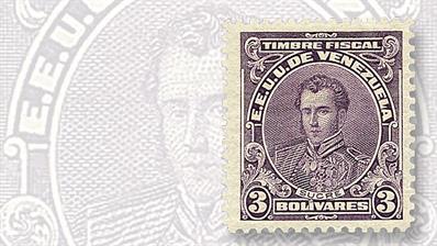 venezuela-antonio-jose-de-sucre-stamp
