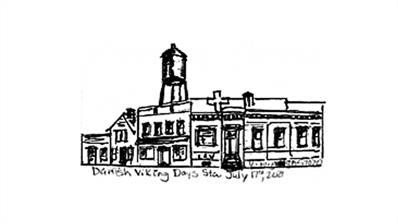 viborg-south-dakota-postmark