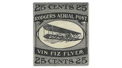 vin-fiz-rogers-aerial-post-stamp