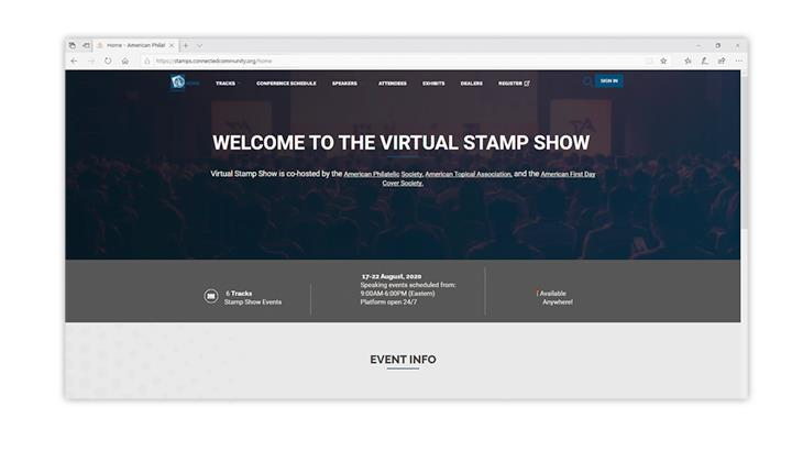 virtual-stamp-show-website-landing-page