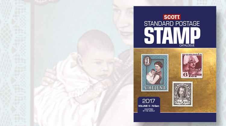 StampManage Stamp Collecting Software with Scott Catalog