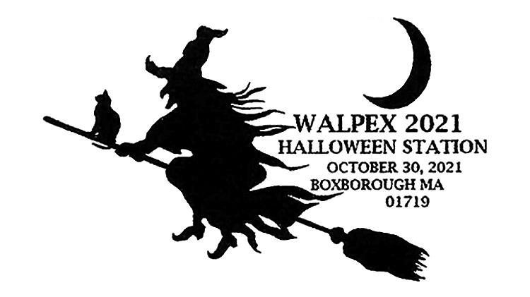 walpex-2021-halloween-witch-black-cat-broom-postmark