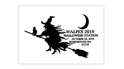 walpex-stamp-show-2019-halloween-pictorial-postmark