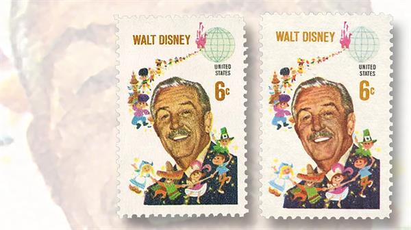 walt-disney-1968-photogravure-printed-six-cent-commemorative-stamps