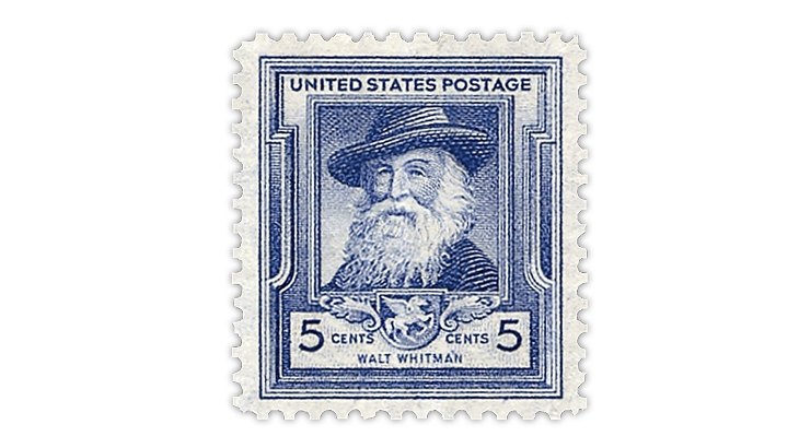 walt-whitman-1940-famous-americans-stamp