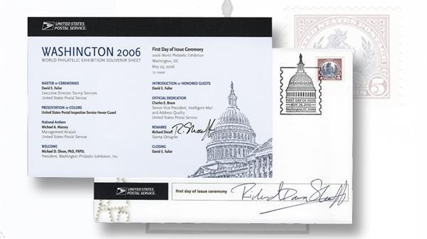 washington-2006-souvenir-sheet-5-dollar-stamp