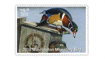 washington-state-2018-wood-ducks-stamp