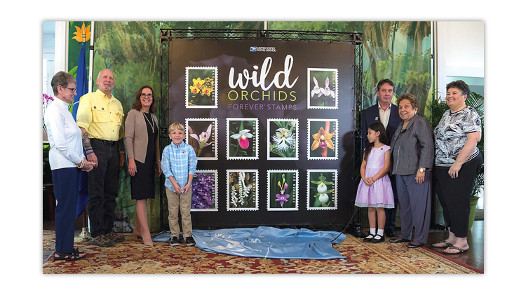 wild-orchids-stamps-first-day-ceremony-unveiling