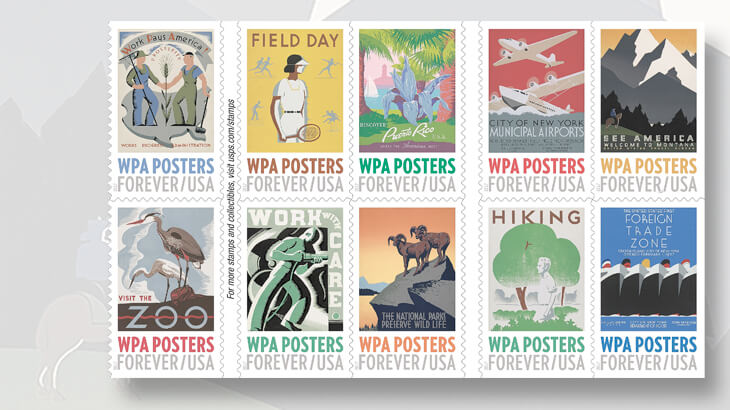 work-projects-administration-poster-stamps