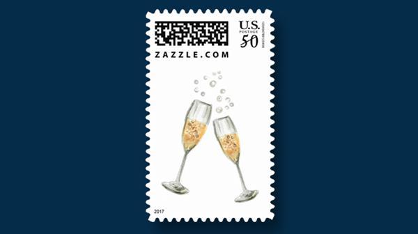 zazzle.com-champagne-stamp