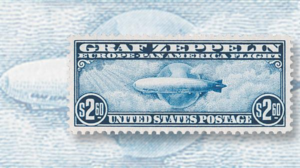 zeppelin-1930-airmail-stamp