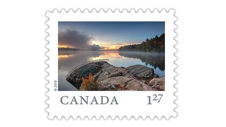 2019 Canada Stamp Program