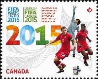 New Russian stamps pay homage to 2018 FIFA World Cup