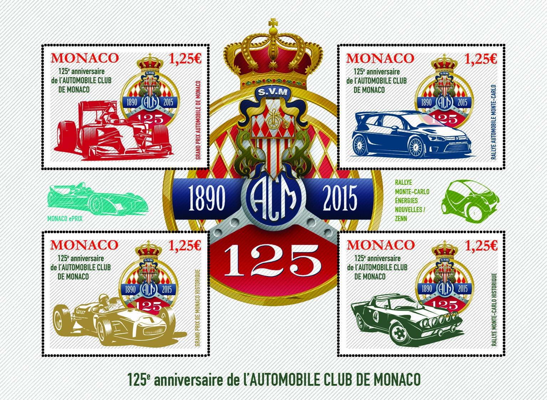 monaco salutes automobile club of monaco. Black Bedroom Furniture Sets. Home Design Ideas