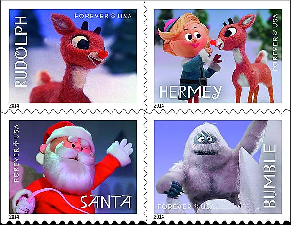 Usps Calls Off Rudolph Souvenir Sheet Doublesided Pane Of 20 Set For Nov 6: Rudolph Sheet Sets At Alzheimers-prions.com