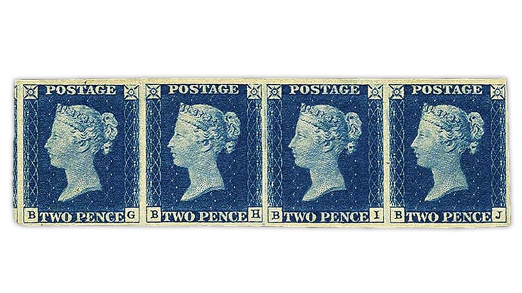 $ Fragrant Aroma Misperfed Strip Of 5 One Of 12 Mnh Pick More Ok