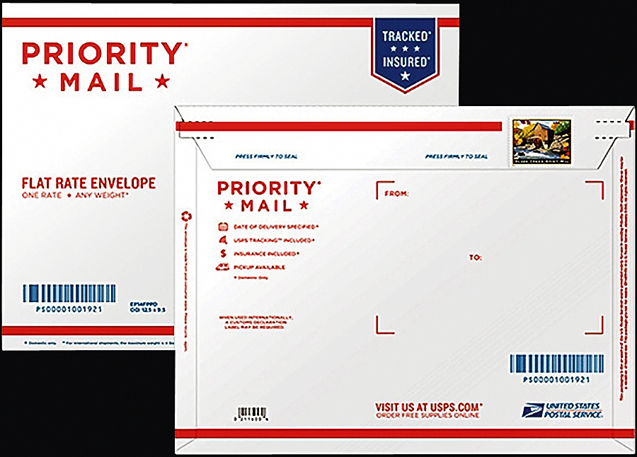 usps quietly creates new priority mail stamped envelope