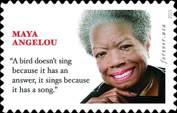 a angelou commemorative honors acclaimed poet author the nondenominated 49¢ a angelou commemorative forever stamp will be issued 7 in washington d c