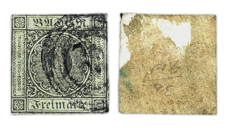 Stuart Katz Hot Sale 1951c Mint Nh 20¢ Love Blue Color Omitted Scarce Error